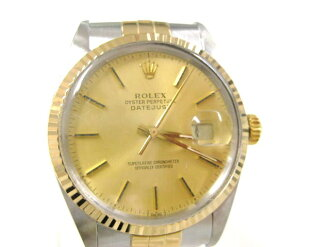 Rolex/Datejust/16013/men's