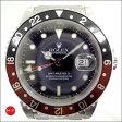 時計 ロレックス GMTマスター2 16710 黒赤べゼル U番 ★送料無料★【中古】【あす楽】