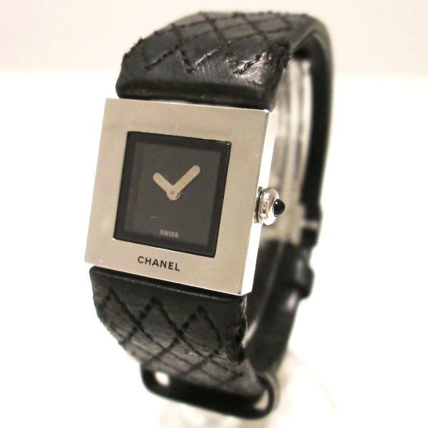 時計 シャネル CHANEL マトラッセ 腕時計 クオーツ レディース ★送料無料★【】【】 激安!ブランド時計【S3】