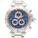 時計 カルティエ Cartier パシャC 35mm クォーツ メンズ腕時計 ★送料無料★【中古】【あす楽】