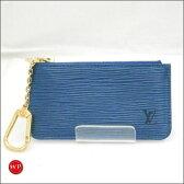 ルイヴィトン Louis Vuitton 未使用 エピ ポシェットクレ M63805 財布 ★送料無料★【中古】【あす楽】