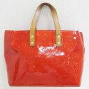 ルイヴィトン Louis Vuitton ヴェルニ リードPM M91990 ハンドバッグ ★送料無料★【中古】【あす楽】
