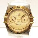 時計 OMEGA コンステレーション K18 SS メンズ ★送料無料★【中古】【あす楽】