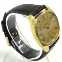 オメガ デビル ローマンインデックス ゴールド 手巻き時計 腕時計 メンズ ★送料無料★【中古】【あす楽】