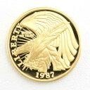 アメリカ 憲法起草200年 5ドル コイン 金貨 K21.6YG 総重量約8.3g ジュエリー 中古 送料無料 新品同様 【中古】【あす楽】 ギフトラッピング無料