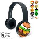 Bluetooth ワイヤレス イヤホン ヘッドホン ヘッドフォン ブルートゥース ゲーミング ヘッドセット デザイン ...