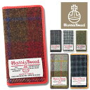 ハリスツイード Harris Tweed スマホケース 手帳型 全機種対応 iPhone11 iPhone11 Pro iPhoneXS Max iPhoneXR iPhone8plus iPhone8 ケ..