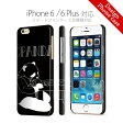 【 iPhone6sケース 】【 iPhone6s plusケース 】PANDA パンダ かわいい ケース オシャレ デザイン 白黒 iPhone6sケース 全面印刷 奇麗 熱転写印刷 iPhone6s iPhone6sプラス iPhone6s plus Apple アップル アイフォン6 IPHINE6 iPhone6s plus スマホケース スマートフォン