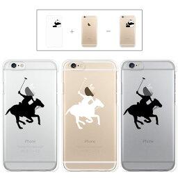 iphone7 ケース iphone7 Plus ケース iphone6s ケース iphone6 Plus ケース クリアタイプ アップル ドレス 馬 競馬 乗馬 レース スピード 遊び クリアケース カバー ケース スマホケース リンゴマーク iPhone6s アイフォン アイフォーン プラス Apple savi00006