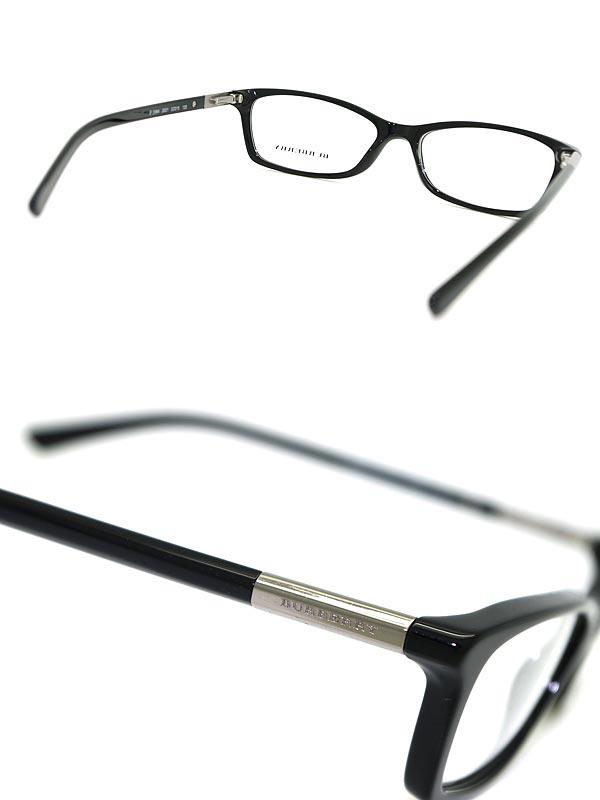 Burberry Glasses Frames Singapore : woodnet Rakuten Global Market: Glasses Burberry black ...