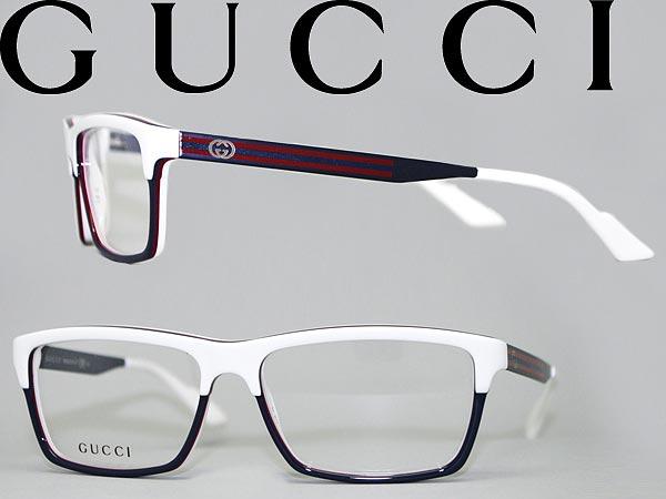 White Eyeglass Frames For Mens : woodnet Rakuten Global Market: Glasses Gucci Whitex...