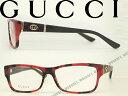 【送料無料】メガネフレーム GUCCI マーブルレッド グッチ 眼鏡 めがね GUC-GG-3133-MK6 ブランド/メンズ&レディース/男性用&女性用/度付き・伊達・老眼鏡・カラー・パソコン用PCメガネレンズ交換対応/レンズ交換は6,800円〜