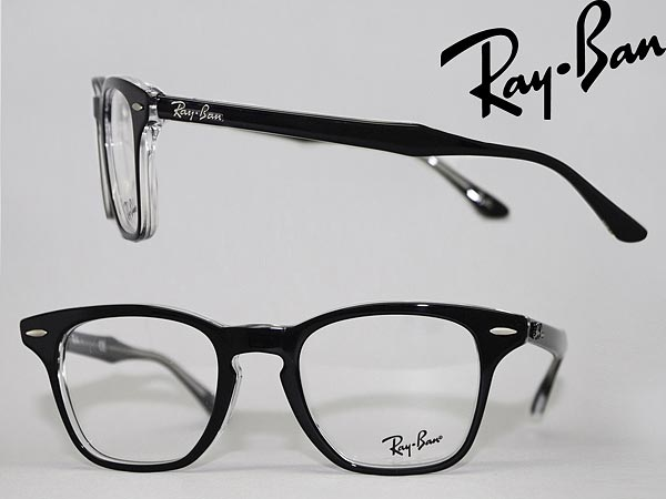 ray ban with clear lenses