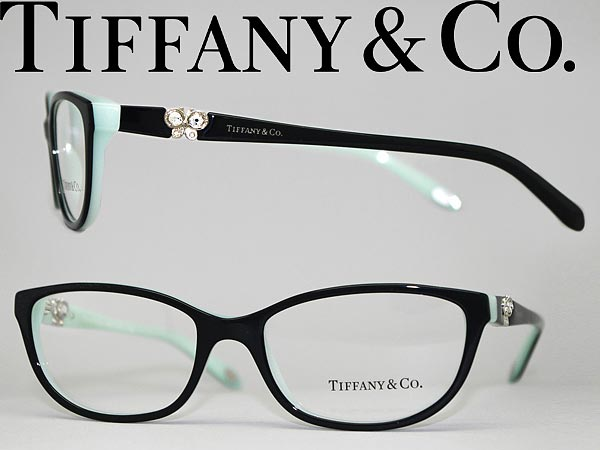 Eyeglass Frames Tiffany And Co : woodnet Rakuten Global Market: Tiffany glasses blackx...