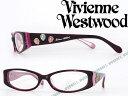 【送料無料】Vivienne Westwood 眼鏡 ブラック×ビビットピンク ヴィヴィアン・ウエストウッド メガネフレーム めがね VW-7029-BV WN0054 ブランド/レディース/女性用/度付き・伊達・老眼鏡・カラー・パソコン用PCメガネレンズ交換対応/レンズ交換は6,800円〜