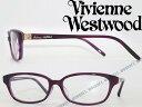 【送料無料】メガネフレーム Vivienne Westwood ダークパープルストライプ ヴィヴィアン・ウエストウッド 眼鏡 めがね VW-7043-DS WN0054 ブランド/レディース/女性用/度付き・伊達・老眼鏡・カラー・パソコン用PCメガネレンズ交換対応/レンズ交換は6,800円〜