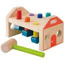 トンぴょこハンマー  エドインター社の木のおもちゃ 木製 木 おもちゃ 知育玩具