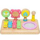 1歳 誕生日プレゼント 女の子 「ファースト MUSIC SET」ファーストミュージックセット 子ども 幼児 赤ちゃん 楽器 2歳 誕生日プレゼント おもちゃ オモチャ 名入れ