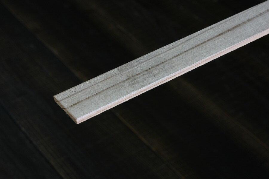 OLD ASHIBA(足場板古材)フリー板【T-5シリーズ】厚5mm×幅40mm×長さ310〜400mm 無塗装[受注生産] 【小型商品】