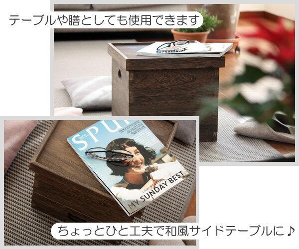 【送料無料】 桐の箱火鉢セット(フタ、五徳、火...の紹介画像3