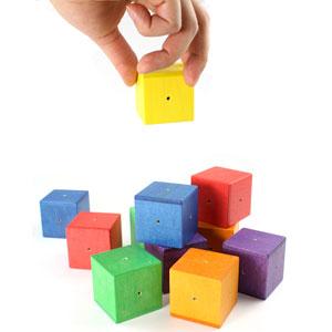 デュシマ キューブ おもちゃ プレゼントキッズ 赤ちゃん