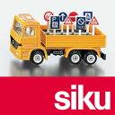 SIKU(ジク) メルセデス・ベンツ ロードメンテナンストラック【おもちゃ歳から】【子どもお誕生日知育玩具プレゼントキッズ子供ゲーム木のおもちゃギフト出産祝い赤ちゃん男の子女の子】