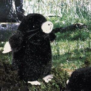 ケーセン社(Kosen)のぬいぐるみもぐら立ち のぬいぐるみもぐら立ち:木のおもちゃウッドワーロ