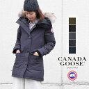 【国内正規販売店】[2603JL] CANADA GOOSE(カナダグース)BRONTE PARKA