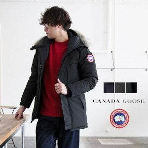 カナダグース ジャスパーパーカ メンズダウンジャケット パケット