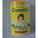 オンセンスパインバス2.1kg/6缶 セット (小袋6個付き)