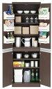 食器棚 おしゃれ 北欧 安い 完成品 キッチン 収納 棚 ラック 木製 キッチンボード カップボード ハイタイプ 大容量 約 幅60 ヴィンテージ 日本製