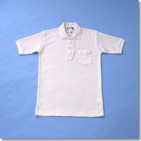 160-175 school polo shirt absorbing water fast-dry non iron fs3gm