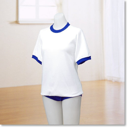 Nowadays that sci-fi drama using model du jour! Crew neck short-sleeved uniform and bloomers set