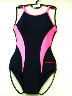 School swimsuit women's columbine steel Japan Pat with-V back-150 S-LL stock as long as (ladies fashion / sports / sales / swimsuit / girls / women's / store) fs3gm