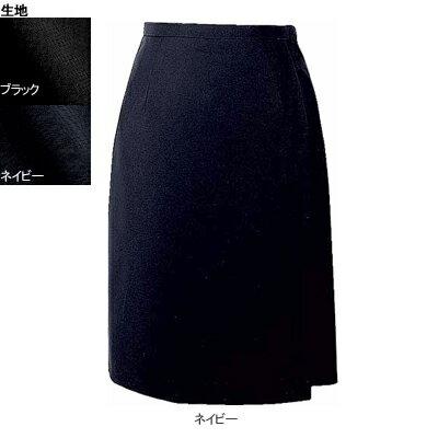事務服・制服・オフィスウェア ヌーヴォ FC5522 キュロットスカート 5号~19号 事務服 制服 スカート
