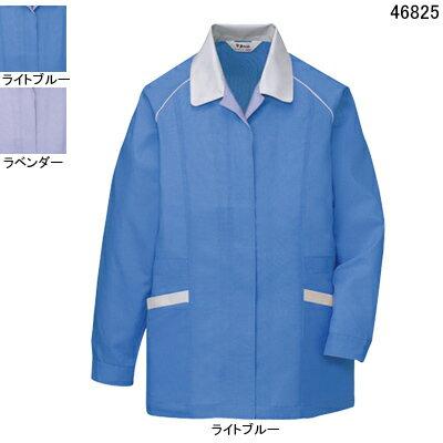 作業服・作業着 自重堂 46825 エコ製品制電長袖スモック XL