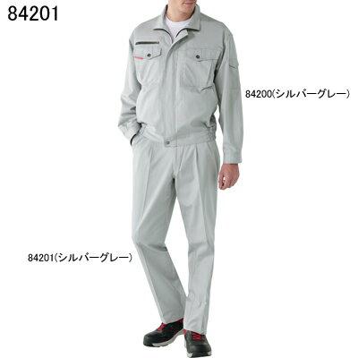 作業着 作業服 自重堂 84201 ストレッチ...の紹介画像2