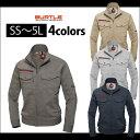 4L〜5L|BURTLE|バートル|春夏作業服|ジャケット|ユニセックス| 7041