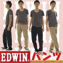 作業ズボン 作業服/作業着 /EDWINパンツ エドウイン EDWIN NEW LINE EDWIN-83000綿ウォッシュ加工カラーステッチパンツ エドウイン パンツチノパンツ/ワークパンツ