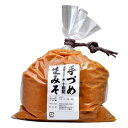 丸正醸造 手づめ生味噌 十割糀 1.2kg×10袋