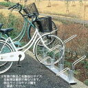ダイケン 自転車ラック サイクルスタンド CS-HL6 6台用