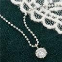 【送料無料】プラチナPT0.3ct ダイヤモンドペンダント/ネックレス