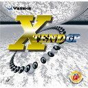 【送料無料】ヤサカ(Yasaka) 裏ソフトラバー XTEND GP(エクステンドGP) B72 赤 TA(特厚)