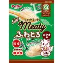 【送料無料】(まとめ) キャットミーティ 無添加 ふわとろ グレインフリー カツオ味 50g (ペット用品・猫用フード) 【×10セット】