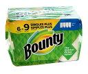 Bounty Paper Towels バウンティ ペーパータオル 6ロール ペーパータオル キチぺ キッチンペーパー シングル SINGLE