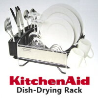 KitchenAid���å��󥨥���DishDryingRack�ǥ��å����å����ڤ�ȥ졼���ڤ��å����ڤꥫ�����ڤꥹ�ƥ�쥹���ڤꥹ��ॳ��ѥ��ȿ��ﴥ��