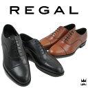 ショッピングREGAL 【送料無料】 リーガル 靴 メンズ REGAL ビジネスシューズ 11KR 革靴 紳士靴 フォーマル リクルート 冠婚葬祭 ストレートチップ 2色 ブラック ブラウン 日本製 メイドインジャパン evid |5