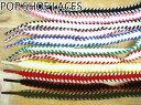 ≪3点でメール便無料≫POP SHOE LACES Stitch Lace ポップシューレース 紐 120cm
