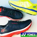ショッピングヨネックス ヨネックス YONEX メンズ スニーカー セーフラン 100 メン ローカット ランニングシューズ 運動靴 パワークッション ネイビー/レッド アシッドイエロー SHR100M 【送料無料】 evid |5