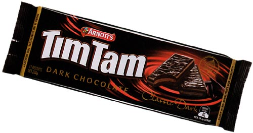 ティムタムチョコレートビスケット クラシックダーク